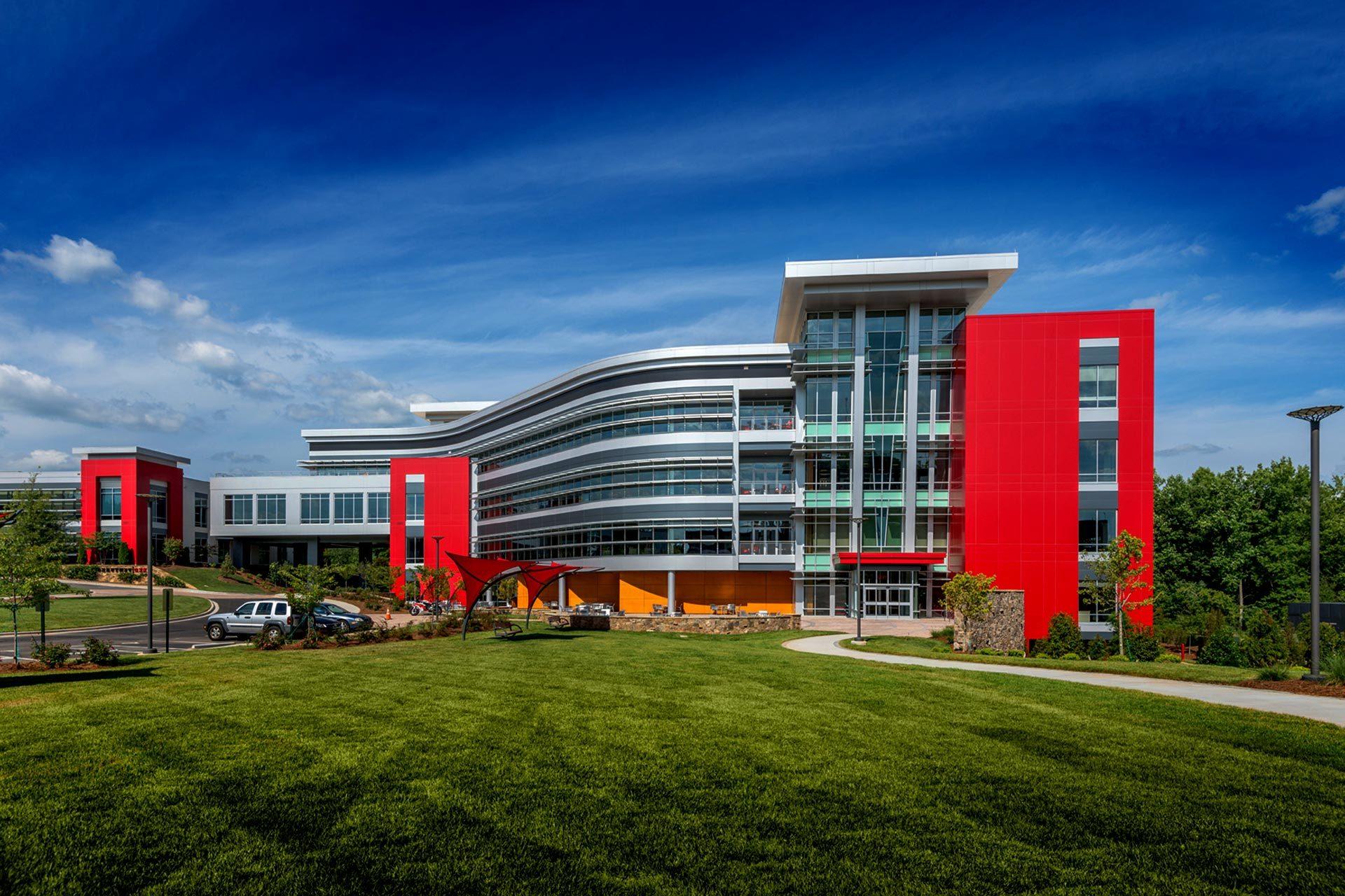 Red Ventures Corporate Campus